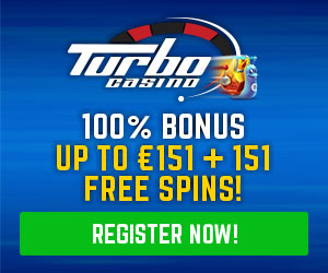 Casinospellen bij Turbo Casino